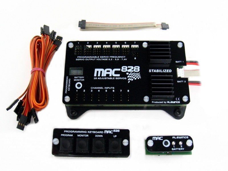 Power supply MAC828 Adjust