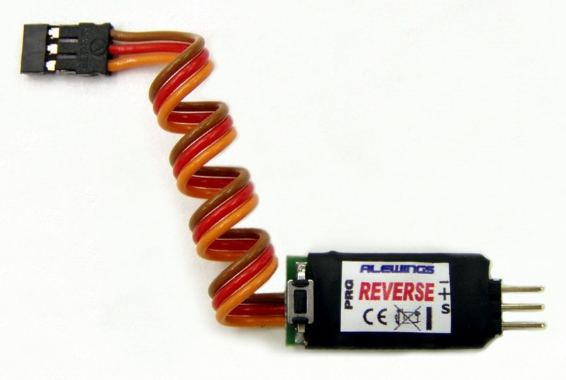 Y module with programmable servo reverse