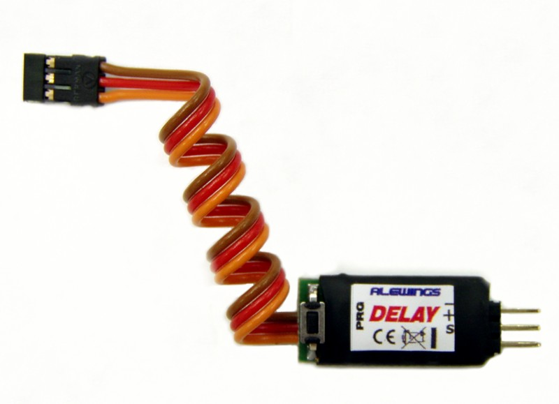 Y module with servo delay
